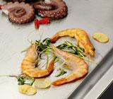 Fettarm kochen mit Fisch