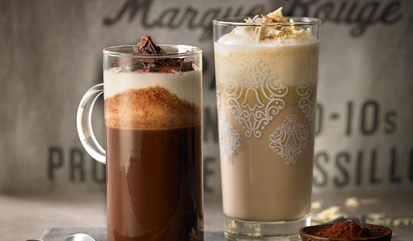 Heiße Schokolade: Mit oder ohne Rum
