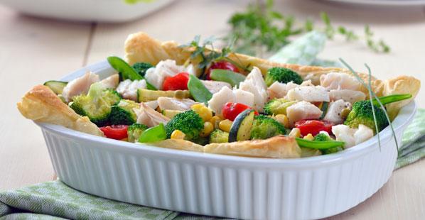 Blätterteig Rezepte für Hauptspeisen