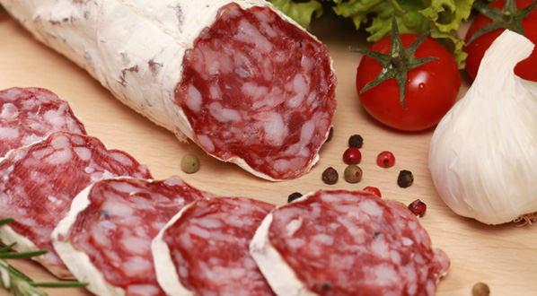 Salami enthält viel Histamin