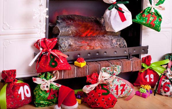 adventskalender selbst gemacht basteln kochen und. Black Bedroom Furniture Sets. Home Design Ideas