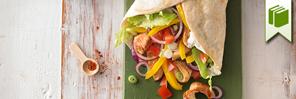 Buchtipps für Snacks, Salate und Co.
