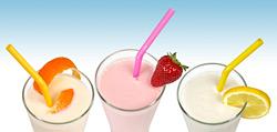 Joghurtgetränke