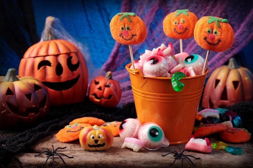Halloween: Jack O'Lanterns