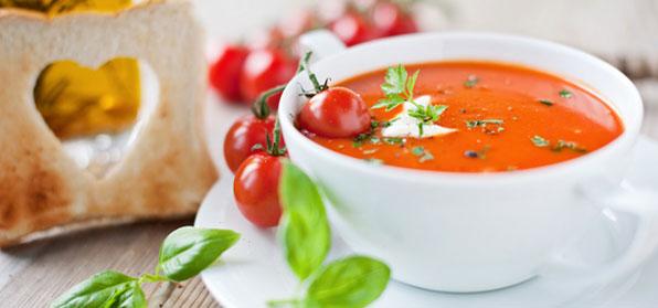 Suppen: leckere Rezepte