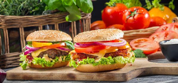 Grillrezepte: Burger