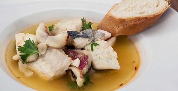 Französische Küche: Bouillabaisse
