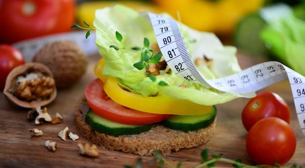 Gesund essen fürs Abnehmen