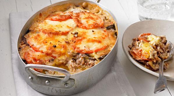 Moussaka: ein leckeres Gericht der griechischen Küche