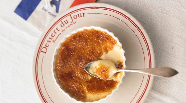 Crème brûlée: Leckerei mit Karamellkruste