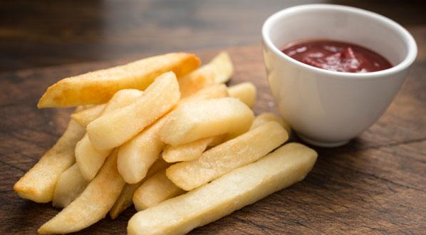 Pommes selber machen pommes frites fries und co