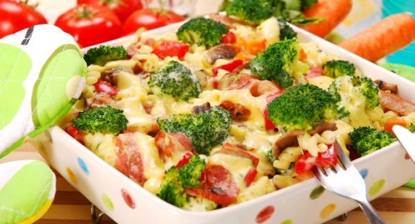 Gemüseauflauf