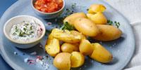 Leichte Kartoffelgerichte