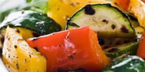 Vegetarisch grillen mit Gemüse, Tofu & Co.