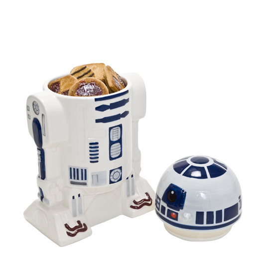 R2D2 Plätzchen Keksdose