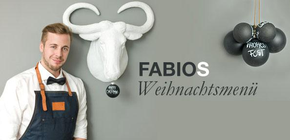 Fabios Weihnachtsmenü