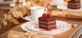 Desserts: Festliche Nachtische