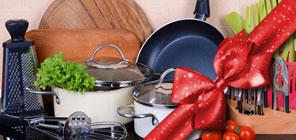 Alles, was man für die Küche braucht