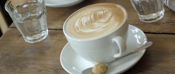 Kaffeespezialit�ten mit Kaffeevollautomaten