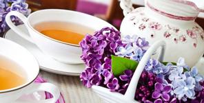 Tischdeko: viel Farbe im Frühling