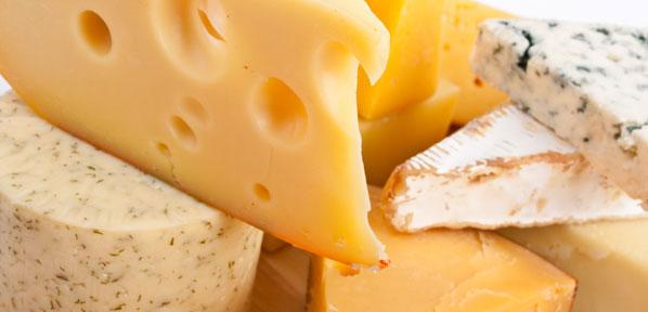 Käse ist auch bei Laktoseintoleranz verträglich