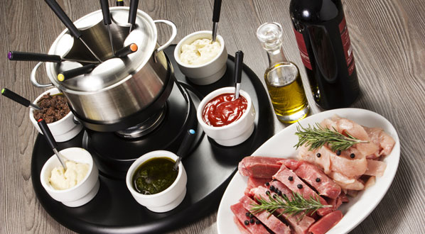 fondue die besten ger te tipps und rezepte. Black Bedroom Furniture Sets. Home Design Ideas