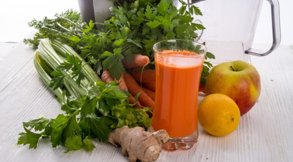 entsafter  kleine kraftpakete für köstlichen saft  ~ Entsafter Gemüse