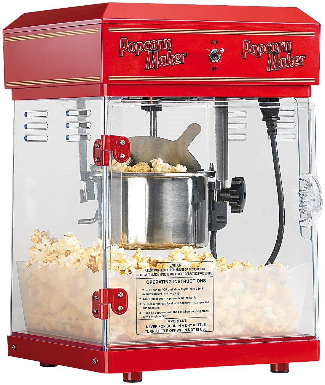 popcornmaschine popcorn wie im kino. Black Bedroom Furniture Sets. Home Design Ideas