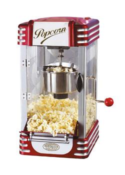 Popcornmaschinen zum Kochen von Popcorn