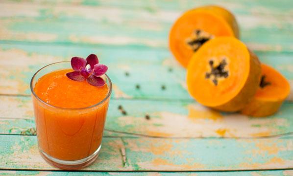 papaya fruchtfleisch und kerne mit besonderer wirkung. Black Bedroom Furniture Sets. Home Design Ideas