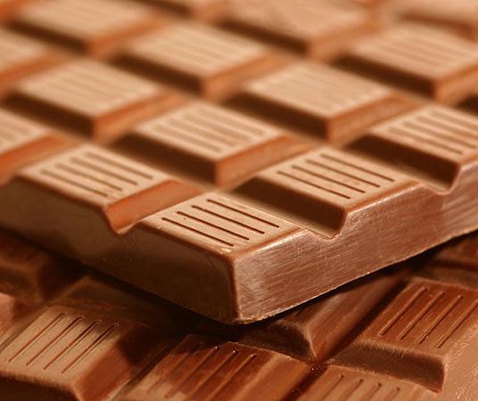 Schokolade macht dick