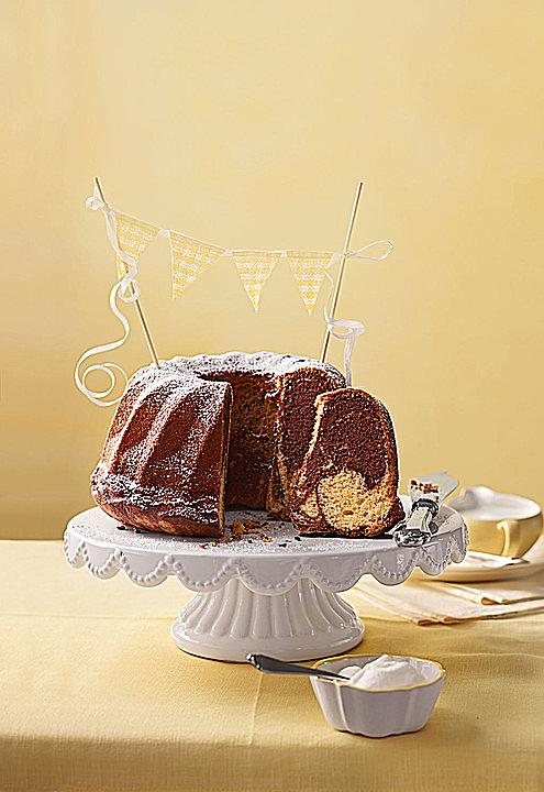 Marmorkuchen nach Frieda - klassische Art