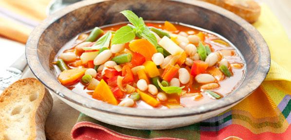 Gemüsesuppe zum Katerfrühstück