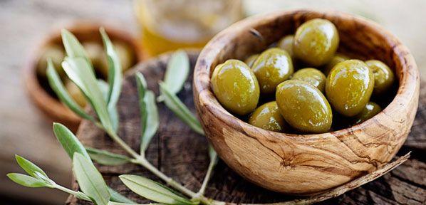 Olivenöl marinieren