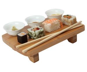 Kleines Set für Sushi von Dexam