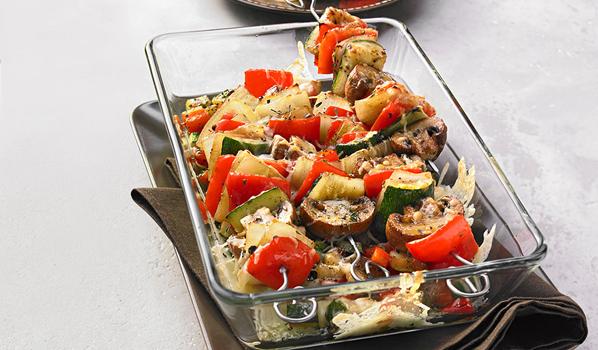 Marinade für Gemüse