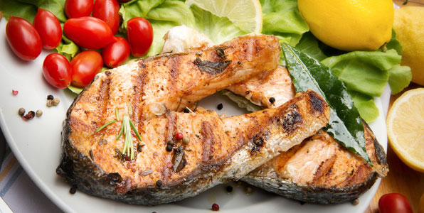 Marinade für Fisch und Meeresfrüchte