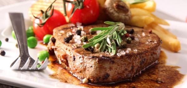 Marinade für Rindfleisch