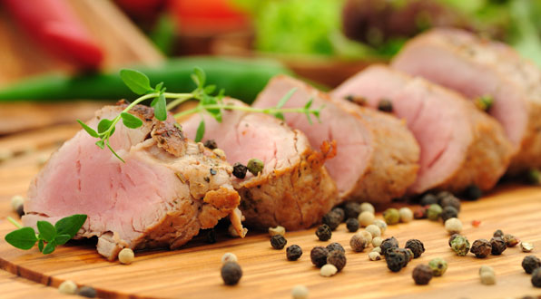 Marinade für Schweinefleisch