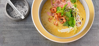 Curry für Abwechslung