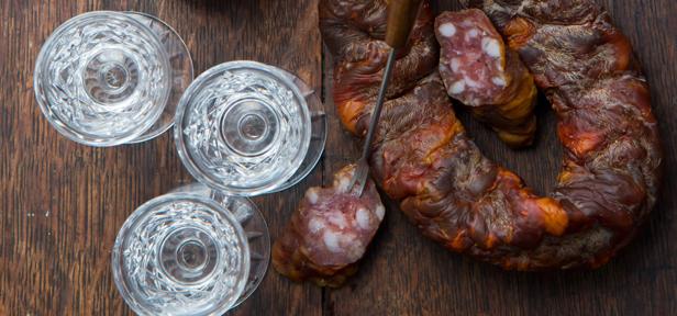 Wodka: Wie man Wodka trinkt und genießt