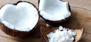 Kokosnuss: Exotisches für Desserts, Currys & Co