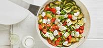 Rezepte satt für Zucchini