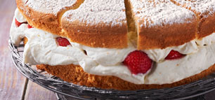 Torten – blitzschnell fertig in max. 30 Minuten