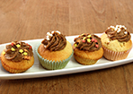 Video: Zitronen-Cupcakes mit Espresso-Buttercreme