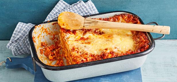 Wir lieben Lasagne!