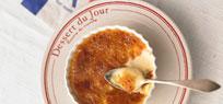 Crème brûlée – Zartes Dessert mit Kruste