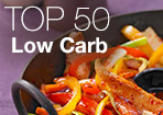 Die besten Low Carb Rezepte
