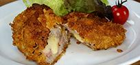 Cordon bleu: leckerer Schnitzel-Klassiker