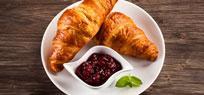 Croissant: So backen Sie das Frühstücksgebäck